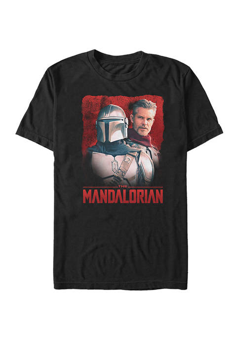 Star Wars® The Mandalorian Mando and Cobb Graphic T-Shirt