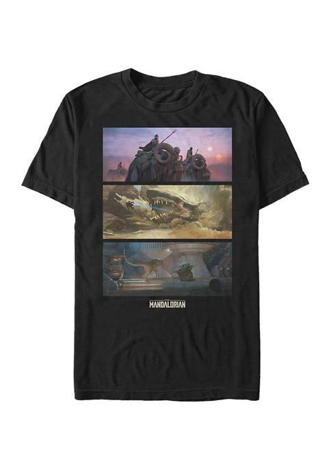 Star Wars® The Mandalorian Episode C Story Graphic T-Shirt