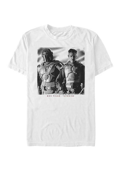 Star Wars® The Mandalorian Heroes Graphic T-Shirt