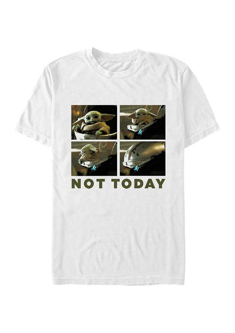 Star Wars® The Mandalorian Not Today Graphic T-Shirt