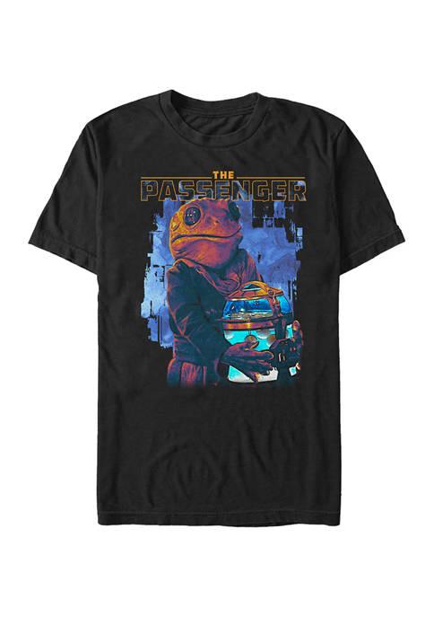 Star Wars The Mandalorian MandoMon Episode 2 Flight T-Shirt
