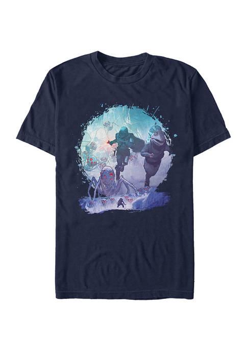 Star Wars® The Mandalorian MandoMon Episode 2 Together Graphic T-Shirt