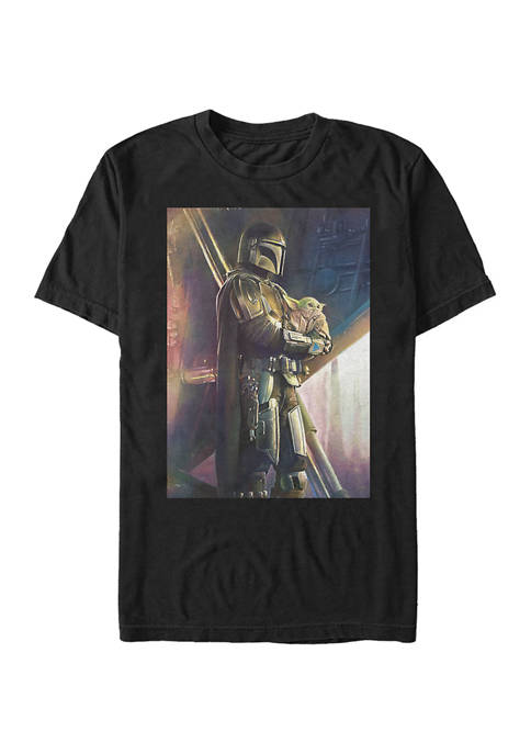 Star Wars® The Mandalorian and The Child Graphic T-Shirt