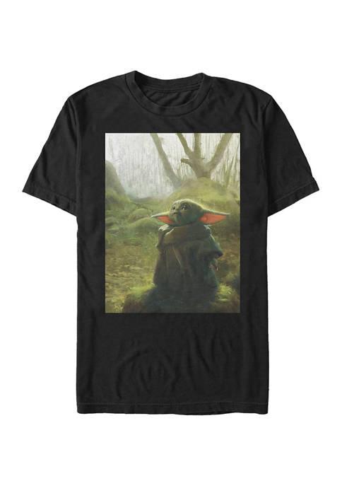 Star Wars® The Mandalorian The Child Illustration Graphic T-Shirt