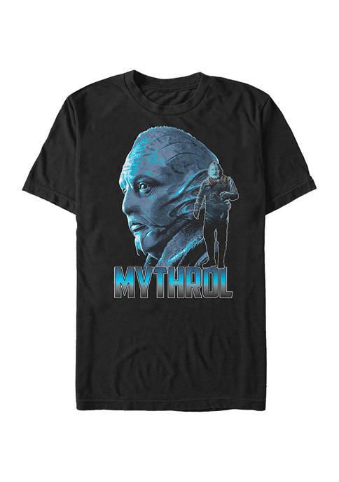 Star Wars The Mandalorian MandoMon Episode 4  Search Graphic T-Shirt