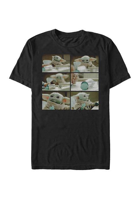 Star Wars The Mandalorian MandoMon Episode 4 Find Graphic T-Shirt