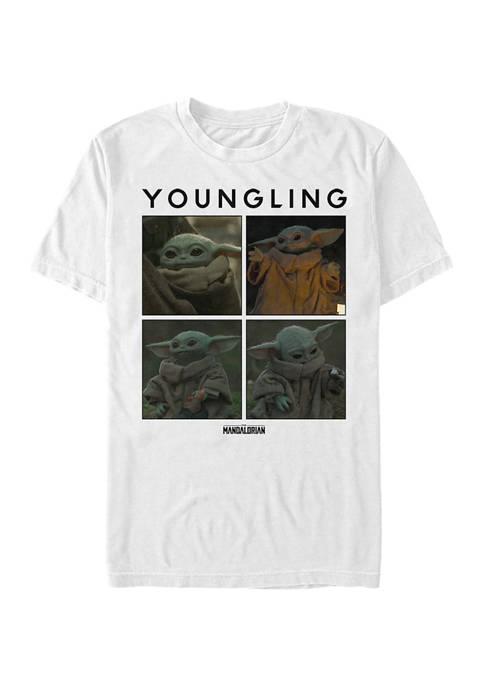 Star Wars The Mandalorian MandoMon Episode 5  Teacher Graphic T-Shirt