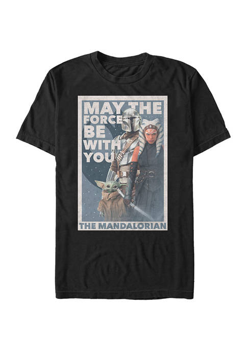 Star Wars The Mandalorian MandoMon Episode 5  This is the Force Graphic T-Shirt