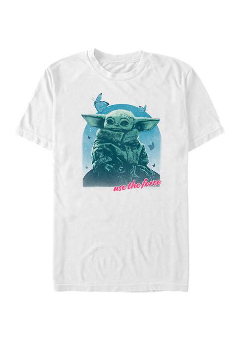 Star Wars The Mandalorian MandoMon Episode 6  Patient Graphic T-Shirt