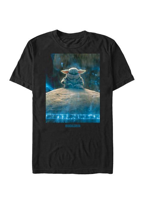 Star Wars The Mandalorian MandoMon Episode 6  Experiment Graphic T-Shirt