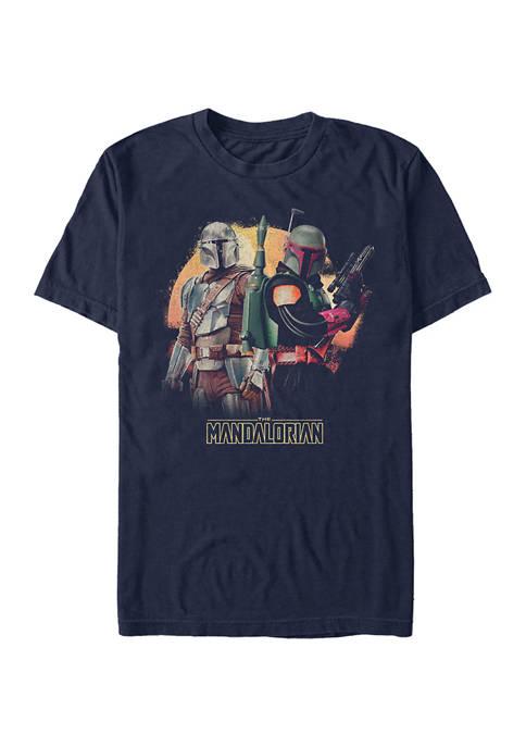 Star Wars The Mandalorian MandoMon Episode 6 Need a Break Graphic T-Shirt