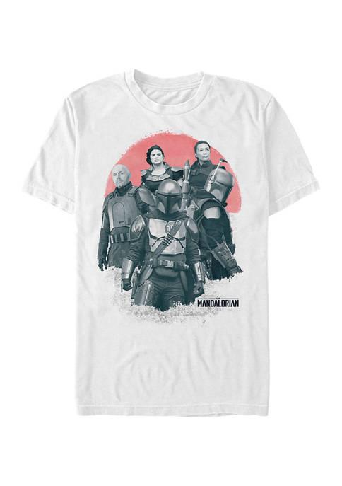 Star Wars The Mandalorian MandoMon Episode 6 Needed Graphic T-Shirt
