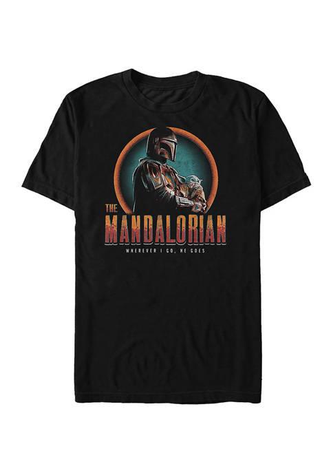 Star Wars The Mandalorian Madeworn Mando Graphic T-Shirt