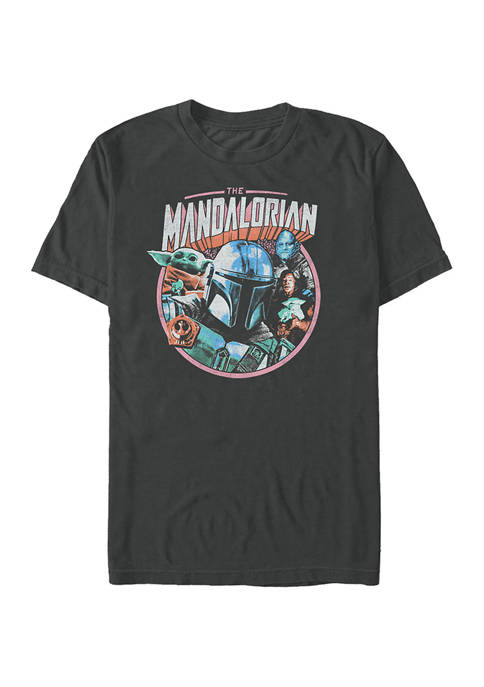 Fifth Sun™ Star Wars The Mandalorian Pop Crew