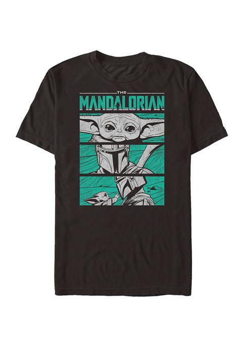 Star Wars The Mandalorian Block Party T-Shirt