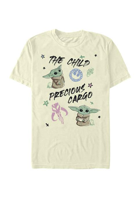 Star Wars® The Mandalorian Sketchy Child Graphic T-Shirt