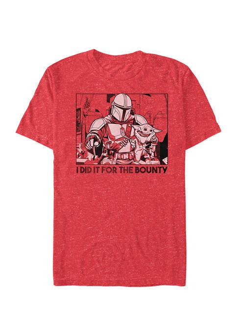 Star Wars® The Mandalorian Mando Logo Graphic T-Shirt