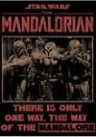 Star Wars® The Mandalorian Mando Blastin Graphic T-Shirt