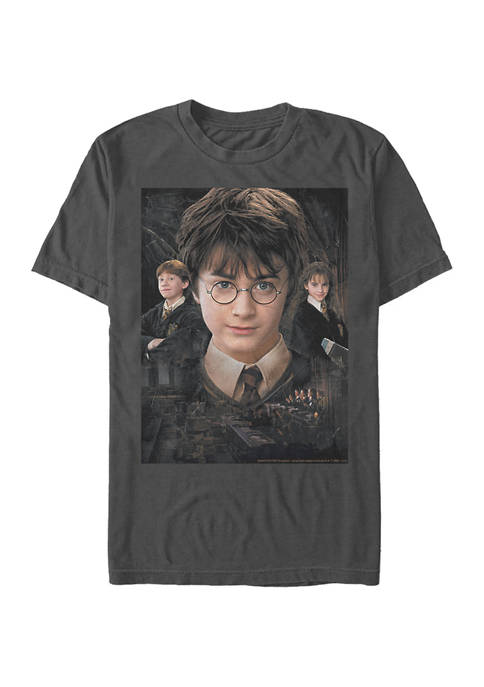 Harry Potter™ Harry Potter The Trio Graphic T-Shirt