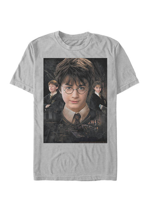 Harry Potter The Trio Graphic T-Shirt