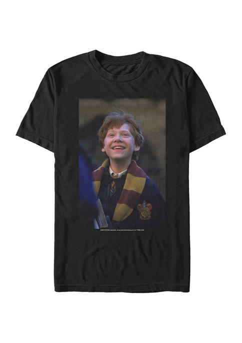 Harry Potter Ron Weasley Graphic T-Shirt