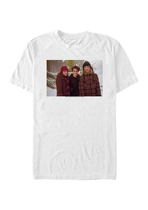 Harry Potter Golden Trio Graphic T-Shirt