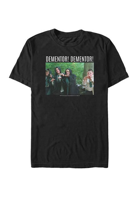 Harry Potter Dementor Dementor Graphic T-Shirt