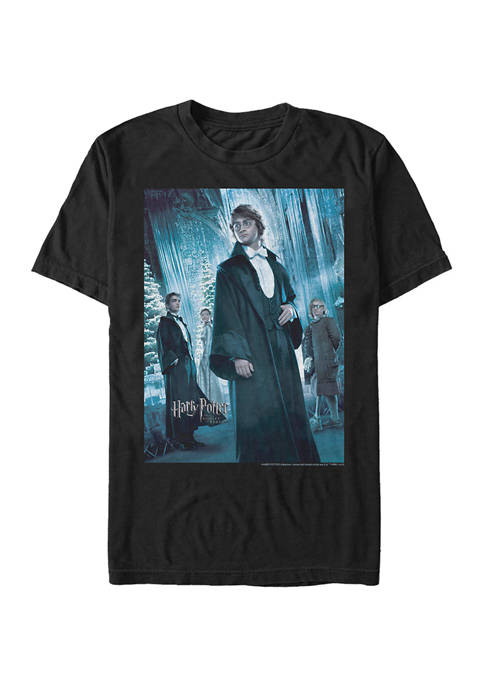Harry Potter Harry Yule Ball Graphic T-Shirt