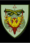 Harry Potter Durmstrang Crest Graphic T-Shirt