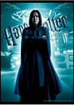 Harry Potter Snape Poster Graphic T-Shirt