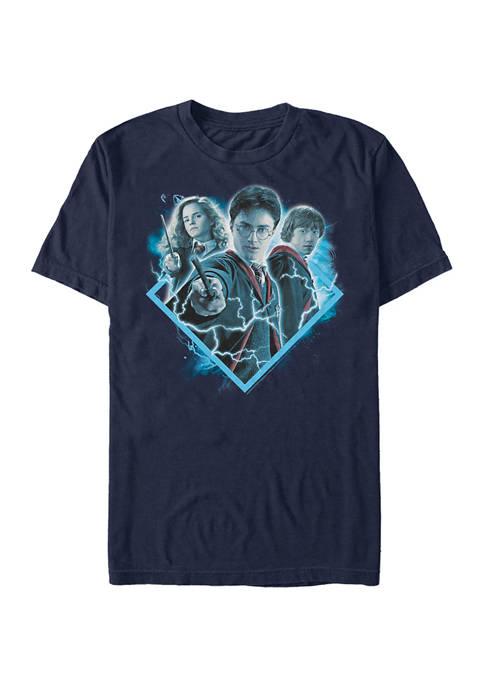 Harry Potter Potter Trio Graphic T-Shirt