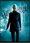 Harry Potter Half-Blood Draco Poster Graphic T-Shirt