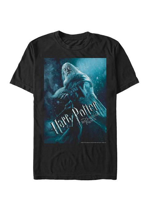 Harry Potter Dumbledore Poster Graphic T-Shirt