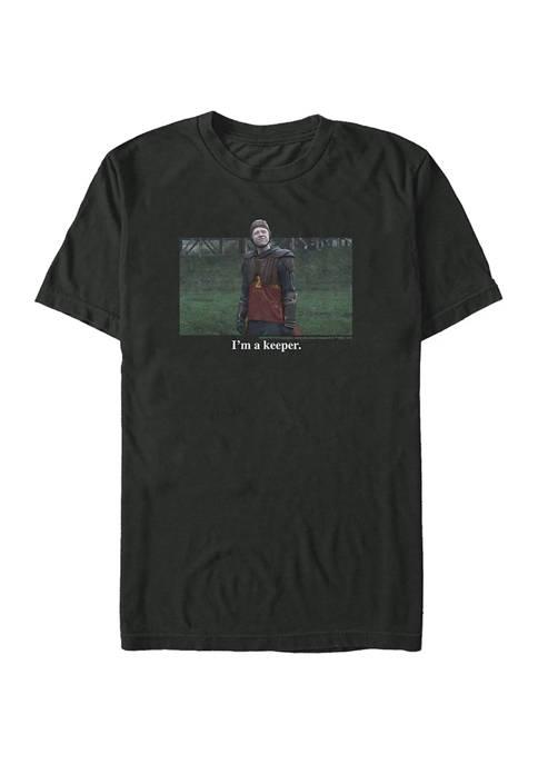 Harry Potter Keeper Meme Graphic T-Shirt