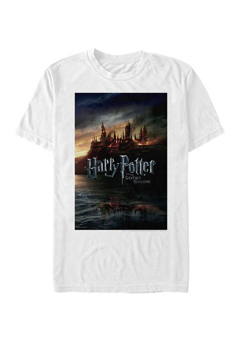 Harry Potter™ Harry Potter Deathly Hallows Poster Graphic