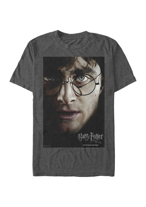 Harry Potter Harry Poster Graphic T-Shirt