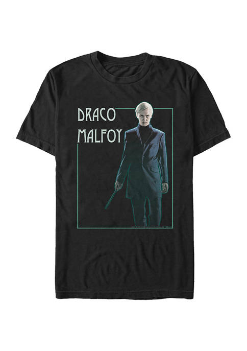Harry Potter Draco Father Graphic T-Shirt