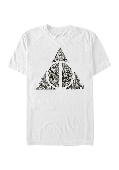 Harry Potter Deathly Hallows Graphic T-Shirt