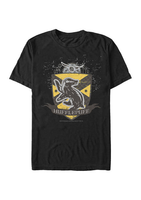 Harry Potter™ Harry Potter Hufflepuff Quidditch Badge Graphic