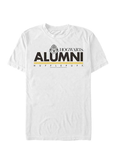 Harry Potter Alumni Hufflepuff Graphic T-Shirt