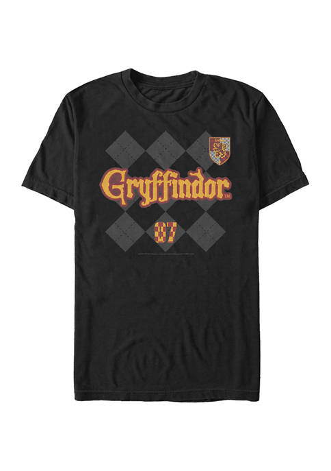 Harry Potter Gryffindor Pride Graphic T-Shirt