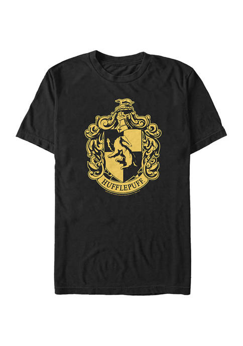 Harry Potter Simple Hufflepuff Graphic T-Shirt