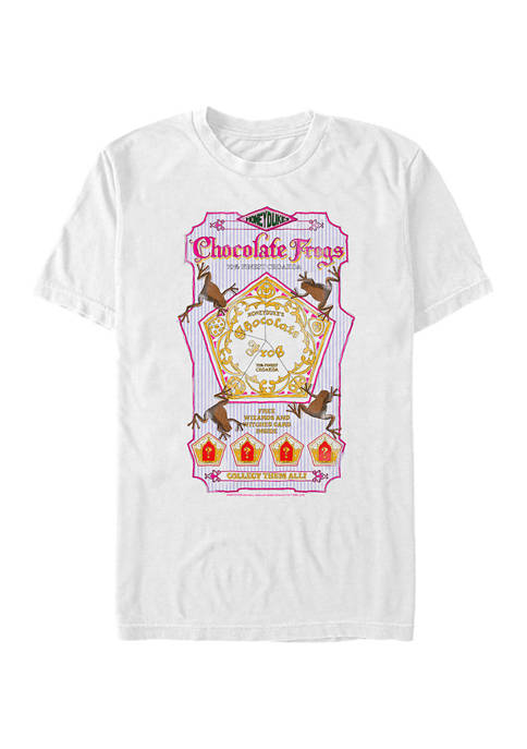 Harry Potter Chocolate Frogs Graphic T-Shirt