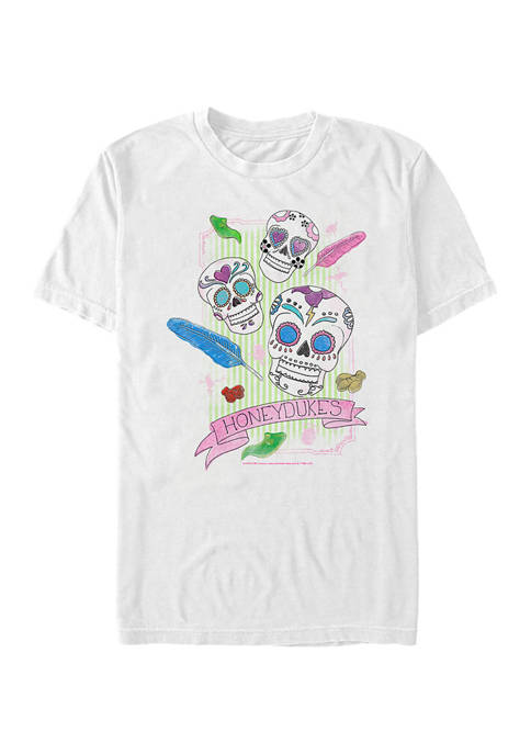 Harry Potter Candy Skulls Graphic T-Shirt