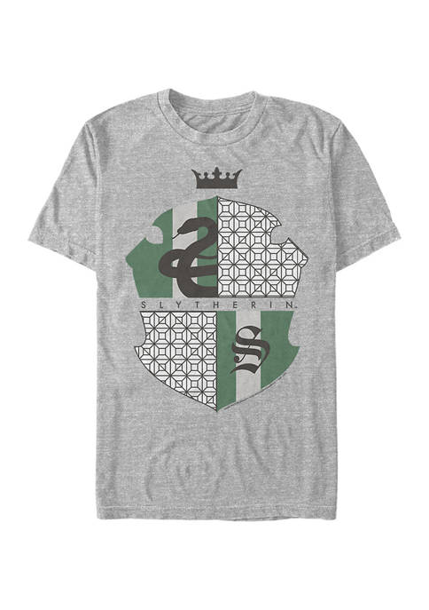 Harry Potter Slytherin Shield Graphic T-Shirt