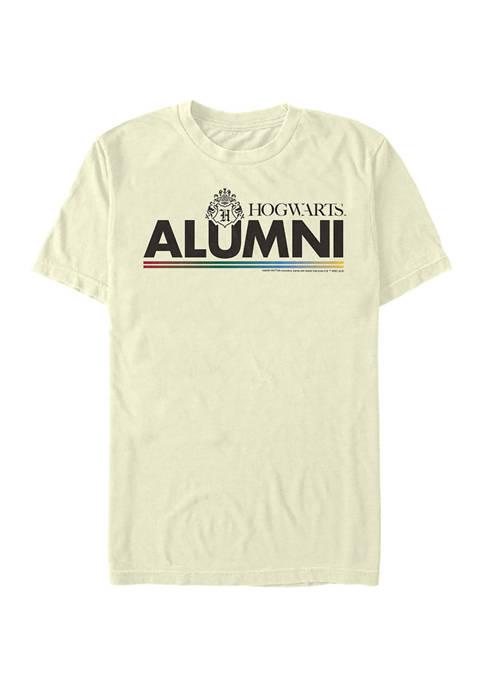 Harry Potter Alumni Hogwarts Graphic T-Shirt