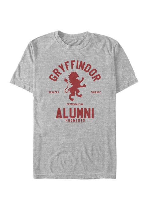 Harry Potter Gryffindor House Alumni Graphic T-Shirt