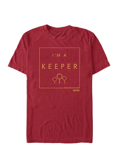 Harry Potter Catch Me Graphic T-Shirt