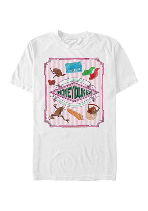 Harry Potter Honeydukes Graphic T-Shirt