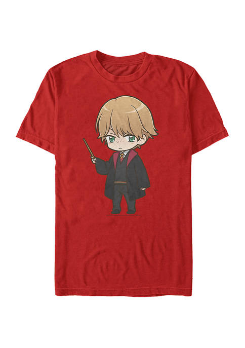 Harry Potter Anime Ron Graphic T-Shirt